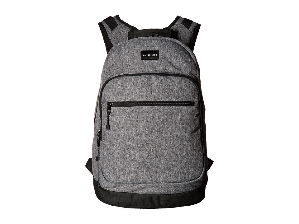 Quiksilver Schoolie Special Backpack (Light Grey Heather) Backpack Bags