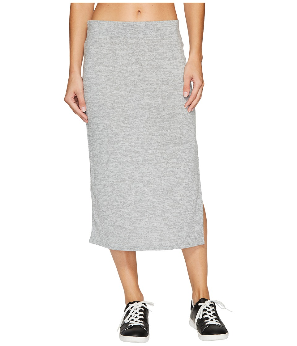 Lole Mali Skirt (Dark Grey Heather) Women