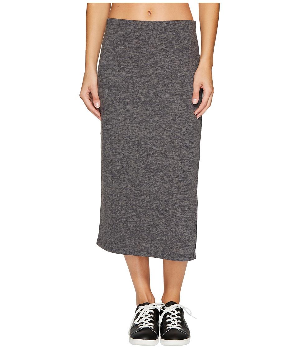 Lole Mali Skirt (Black Heather) Women
