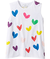 Chaser Kids - Vintage Flouncy Tank (Little Kids/Big Kids)