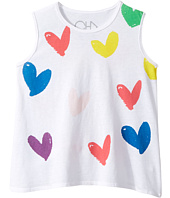 Chaser Kids - Vintage Flouncy Tank (Toddler/Little Kids)