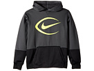 Nike Kids KO Football Pullover Hoodie (Little Kids/Big Kids)