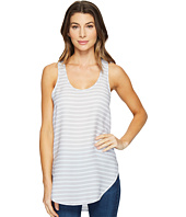 HEATHER - Silk Scoop Tank Top