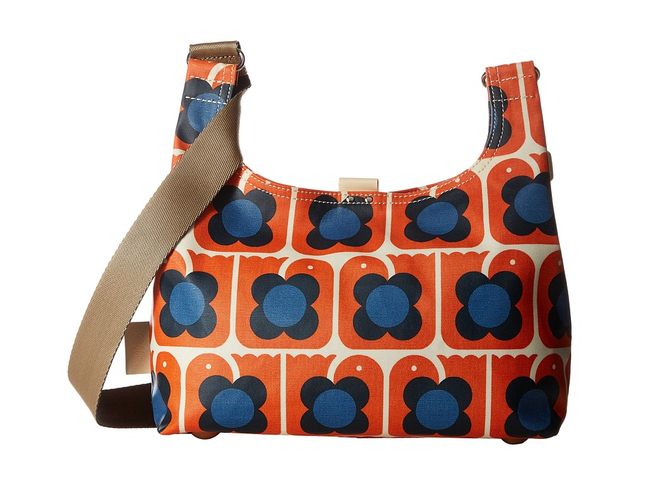 Orla Kiely Orla Kiely - Love Birds Print Mini Sling Bag