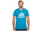adidas - Big & Tall Badge of Sport Metal Mesh Tee