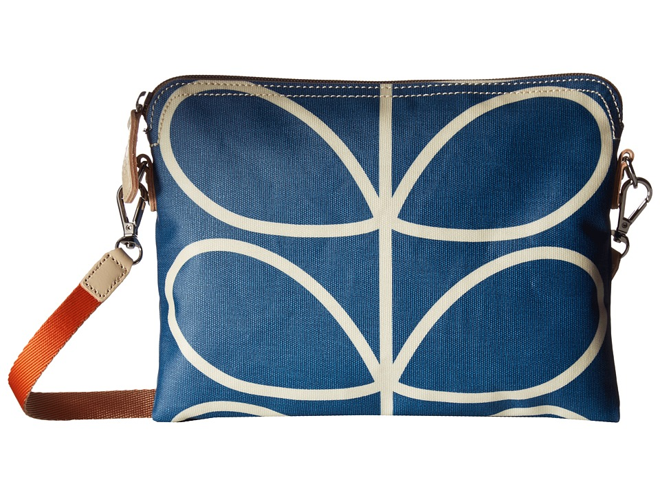 Orla Kiely - Giant Linear Stem Travel Pouch