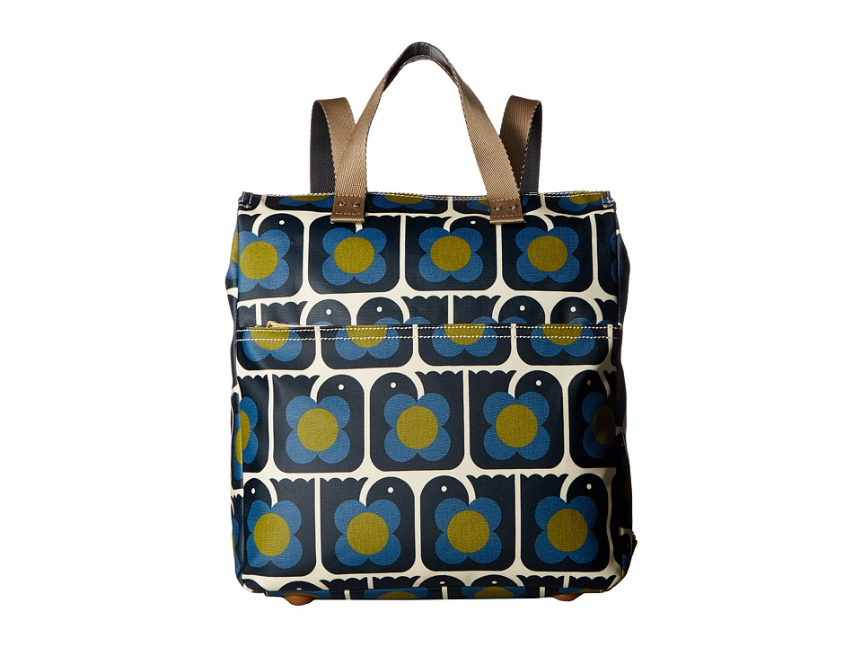 Orla Kiely Orla Kiely - Love Birds Print Backpack
