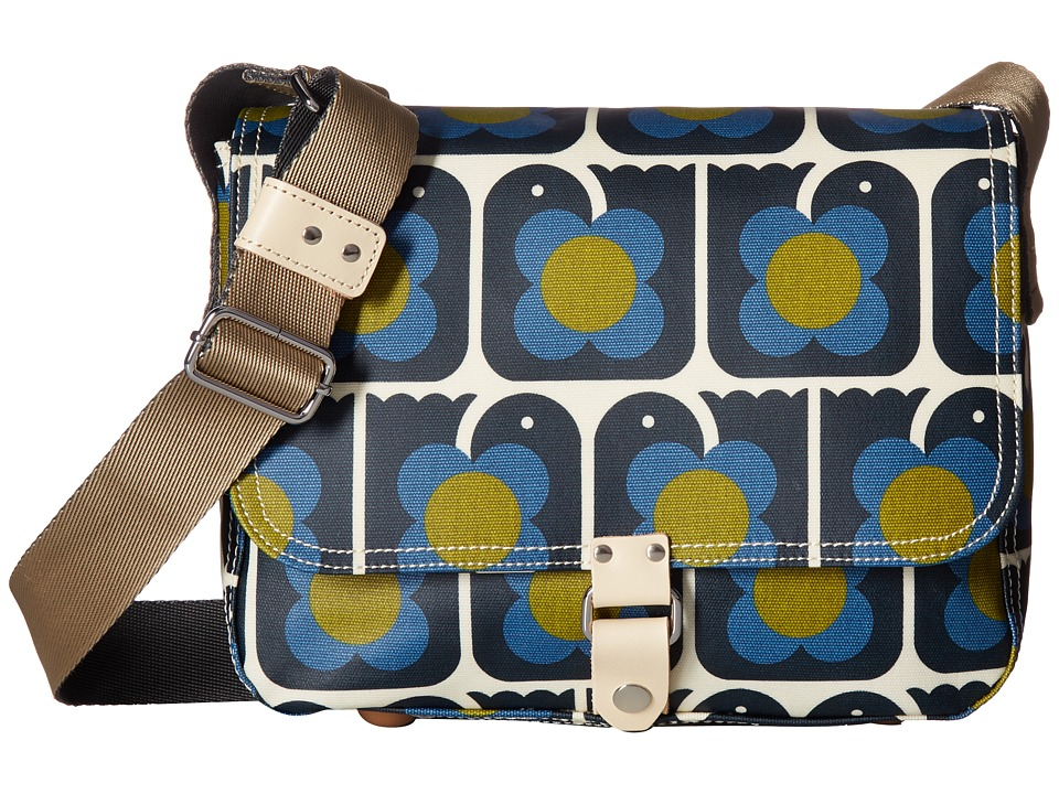 Orla Kiely Orla Kiely - Love Birds Print Small Satchel