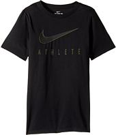 Nike Kids - Dry Swoosh Tee (Little Kids/Big Kids)
