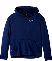 Nike Kids - Dry Full-Zip Training Hoodie (Little Kids/Big Kids)