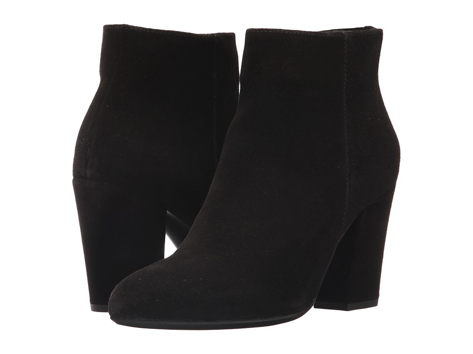 La Canadienne Donna (Black Suede)