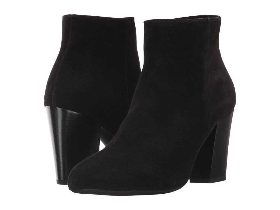 La Canadienne Daphne (Black Suede)