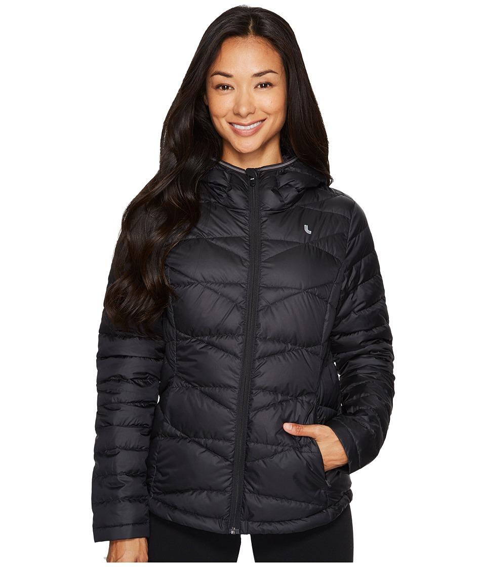 Lole Emeline Packable Jacket (Black) Women