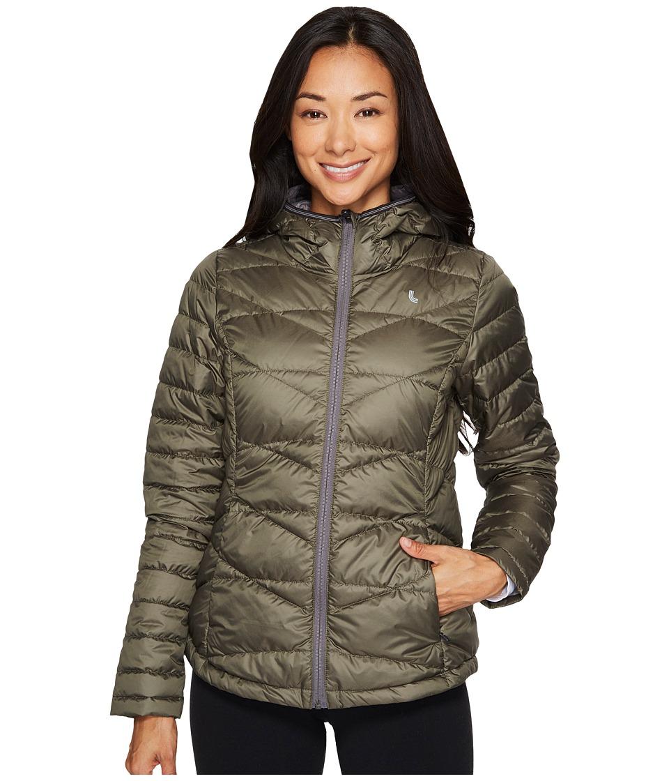 Lole Emeline Packable Jacket (Mount Royal) Women