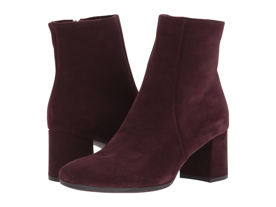La Canadienne Jojo (Bordeaux Suede) Women
