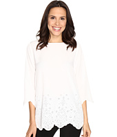 NYDJ - Abigail Embroidered Tunic
