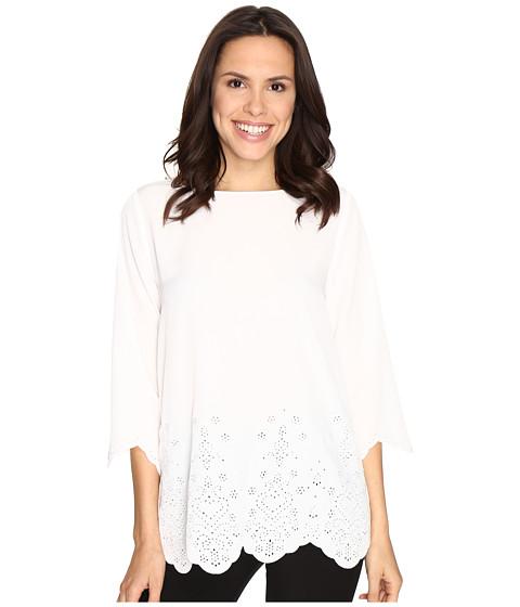 NYDJ Abigail Embroidered Tunic