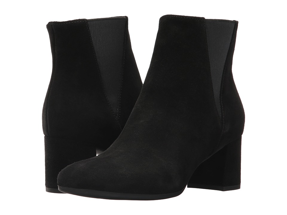 La Canadienne January (Black Suede)