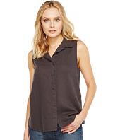 NYDJ - Garment Dye Linen Sleeveless Top