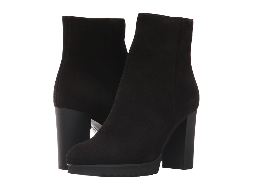 La Canadienne Myranda (Black Suede)