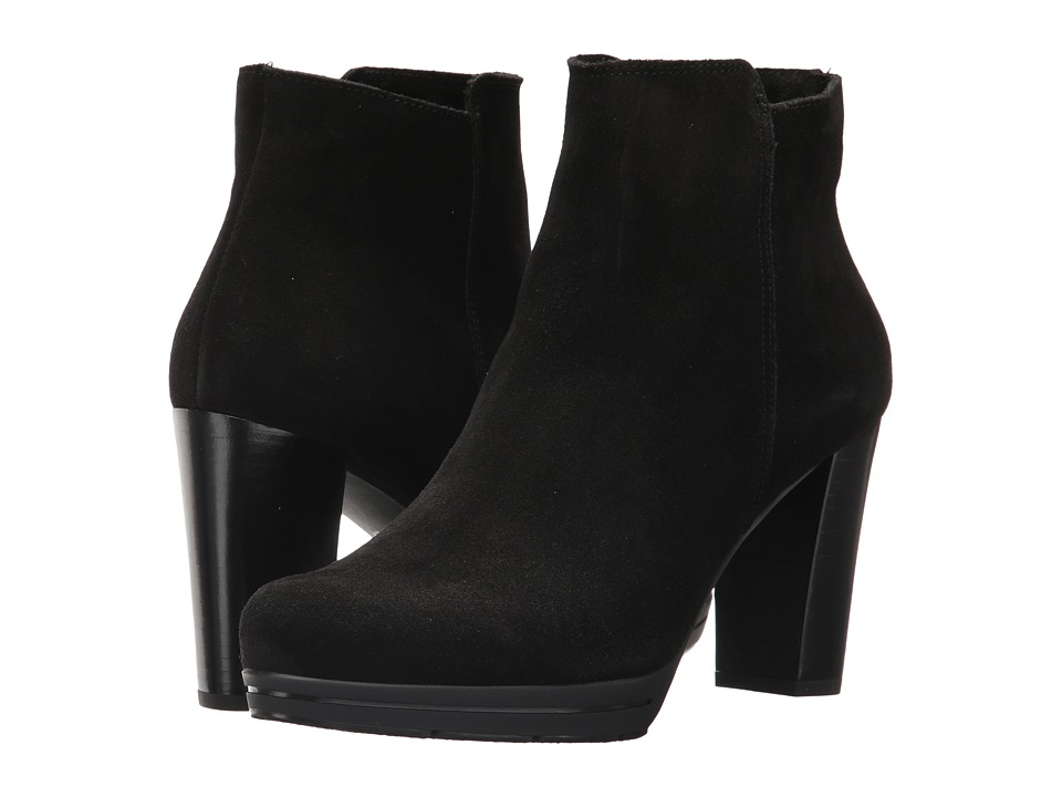 La Canadienne Miko (Black Suede)