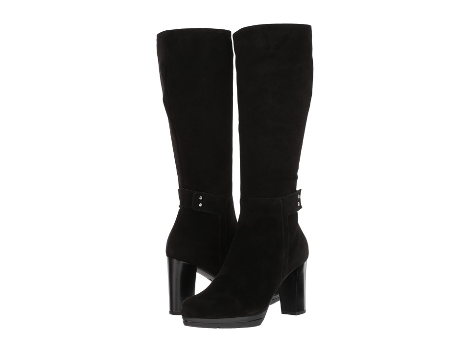 La Canadienne Madlen (Black Suede) Women