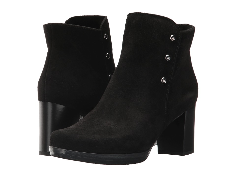 La Canadienne Kaya (Black Suede) Women