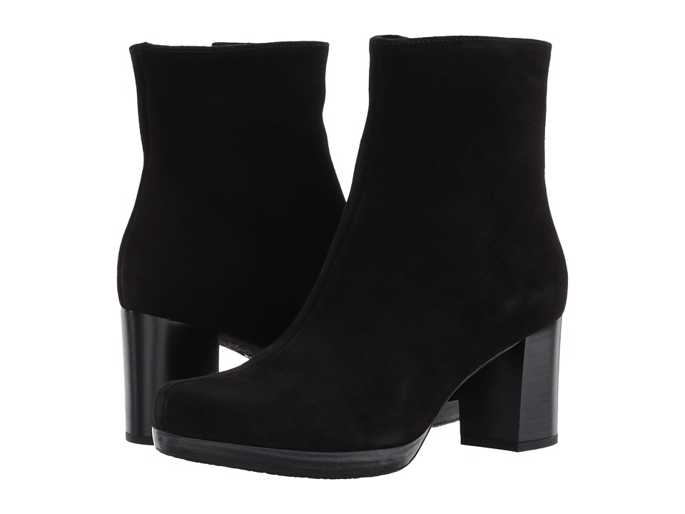 La Canadienne Konstance (Black Suede) Women