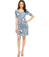 Karen Kane - Pencil Sleeve A-Line Dress