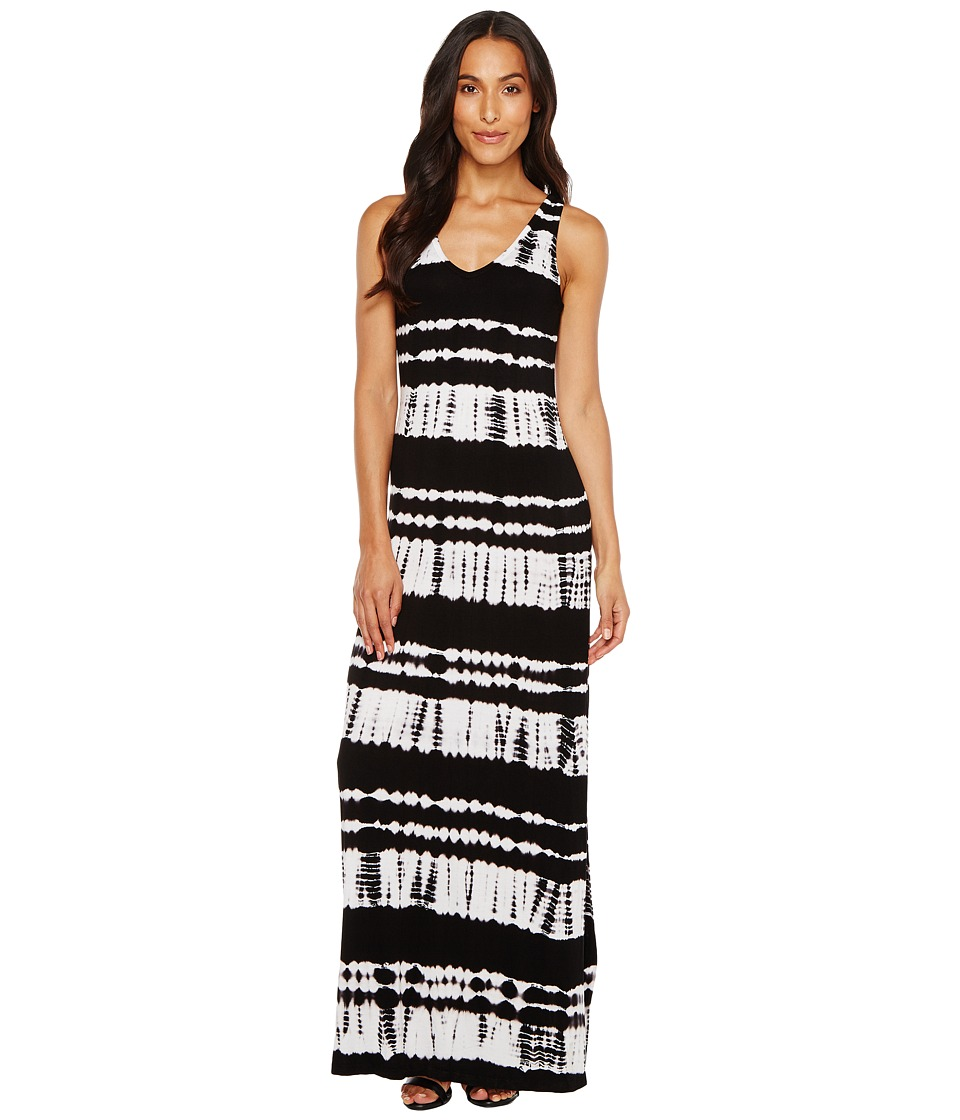 Karen Kane Alana Maxi Dress (Tie-Dye) Women