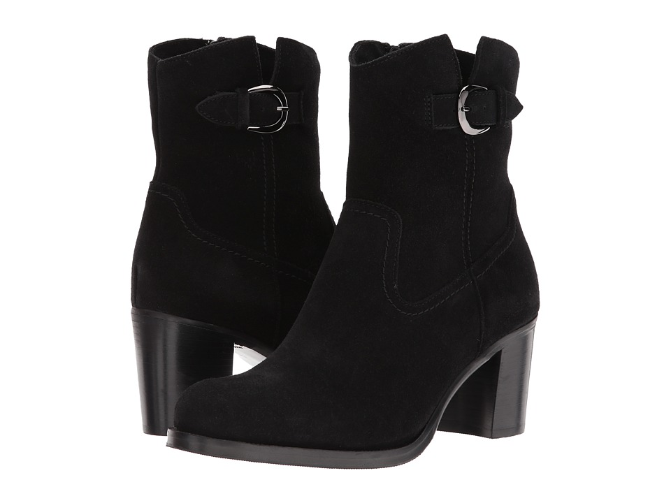 La Canadienne Pattie (Black Suede) Women