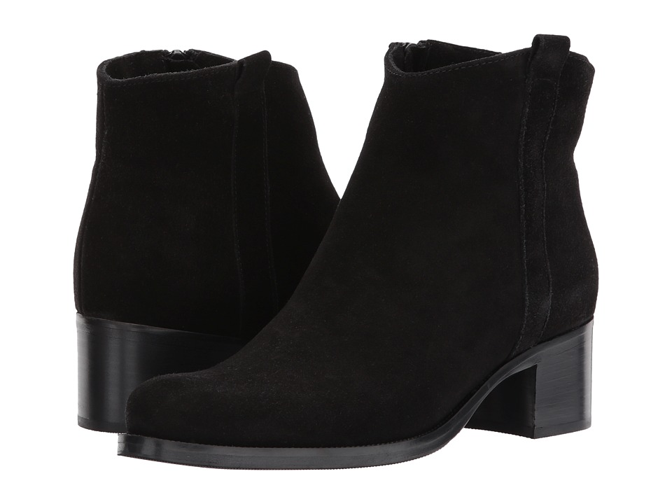 La Canadienne Presley (Black Suede)