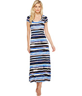 Karen Kane - Painted Stripe Maxi Dress