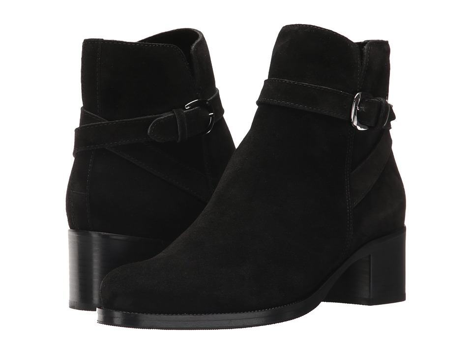 La Canadienne Pru (Black Suede)