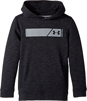 Under Armour Kids - UA Baseline Fleece Hoodie (Big Kids)
