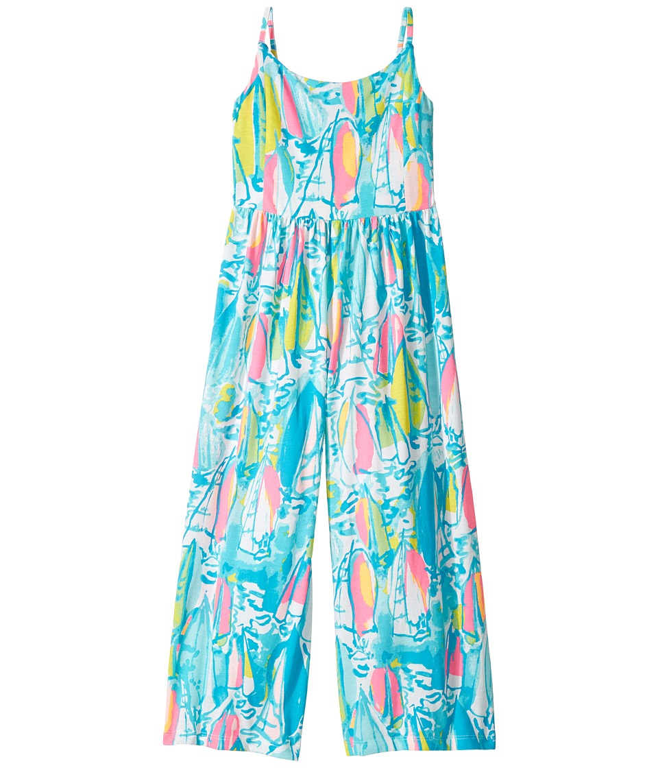 Lilly Pulitzer Kids - Rosina Jumpsuit