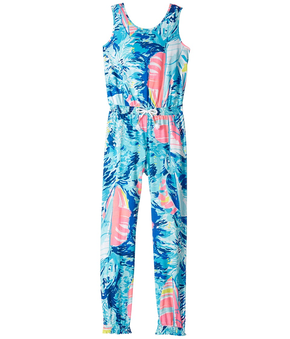 Lilly Pulitzer Kids - Imogen Jumpsuit