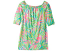 Lilly Pulitzer Kids - Mini Enna Dress (Toddler/Little Kids/Big Kids)