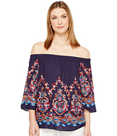 Karen Kane - Embroidered Off the Shoulder Top