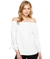 Karen Kane - Off the Shoulder Tie Sleeve Top
