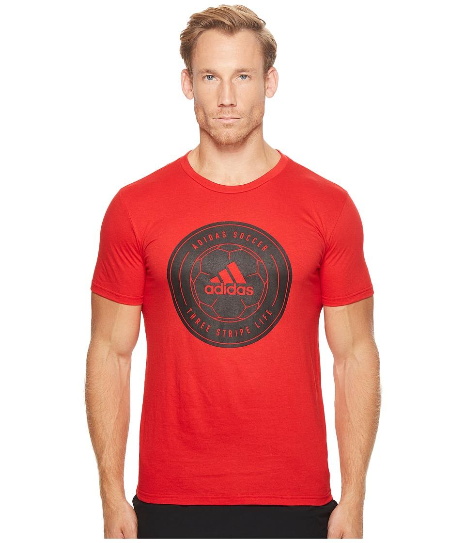 adidas - Soccer Crest Tee