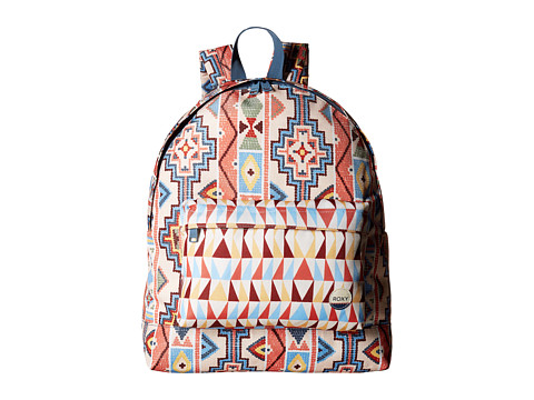 Roxy Be Young Backpack - Pale Dogwood Pasadena Blanket