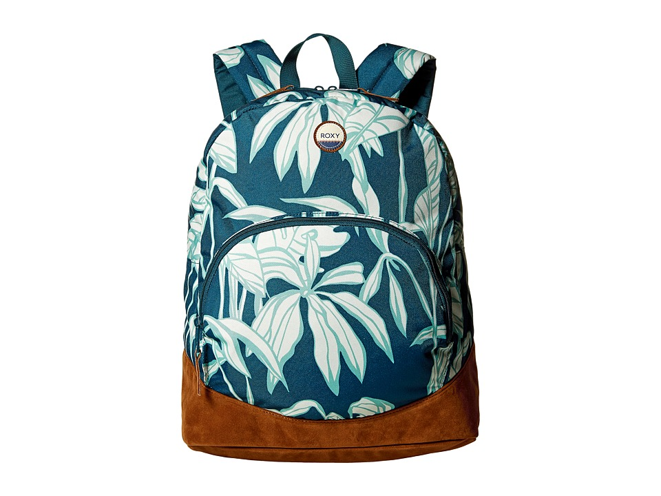 Roxy Fairness Backpack (Reflective Pond Java Life) Backpack Bags