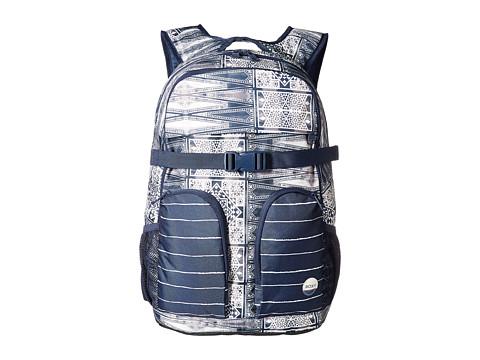 Roxy Take it Slow Backpack - Dress Blues Chief Prado