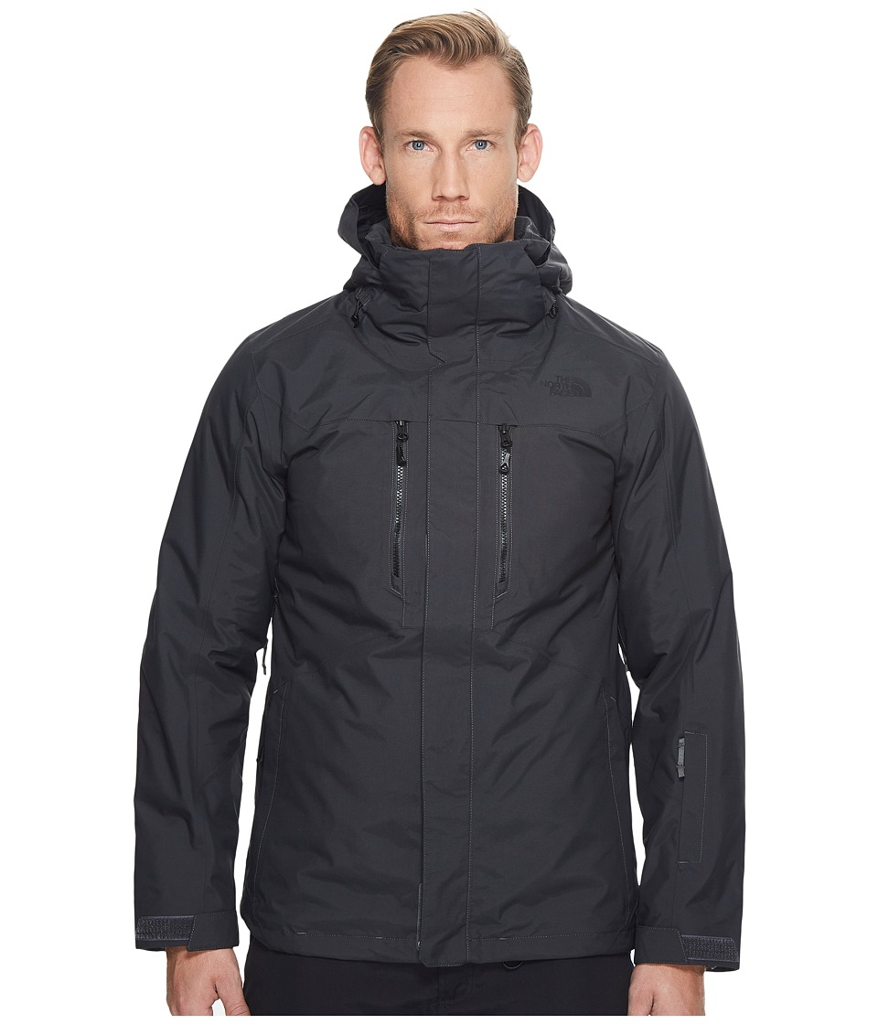 The North Face Clement Triclimate Jacket (Asphalt Grey 1) Men