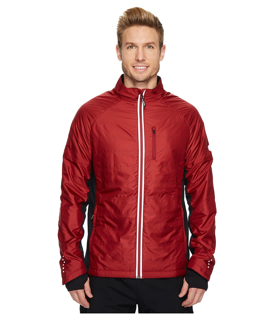 ASICS Thermo Windblocker (Wine) Men