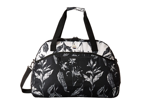 Roxy Too Far Bag - Anthracite Love Letter