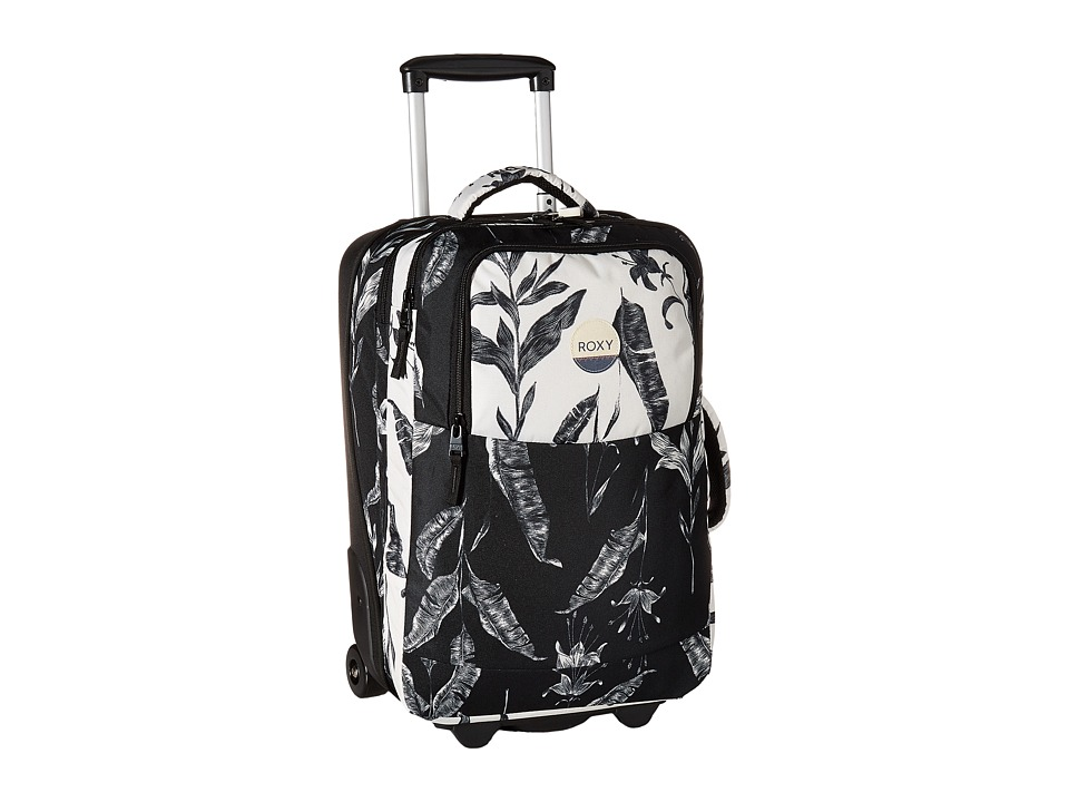 Roxy Roll Up Bag (Anthracite Love Letter) Luggage