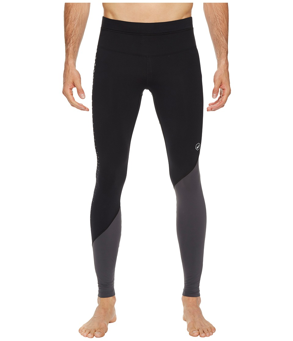 ASICS fuzeX Tights (Performance Black/Dark Grey) Men