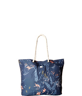 Roxy - Tropical Vibe Printed Beach Bag